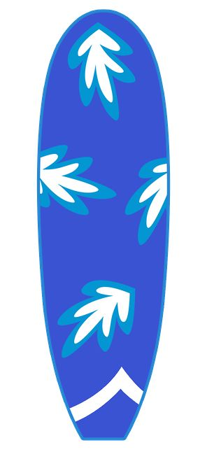 Blur clipart surfboard Lake about II Peyton's 10th