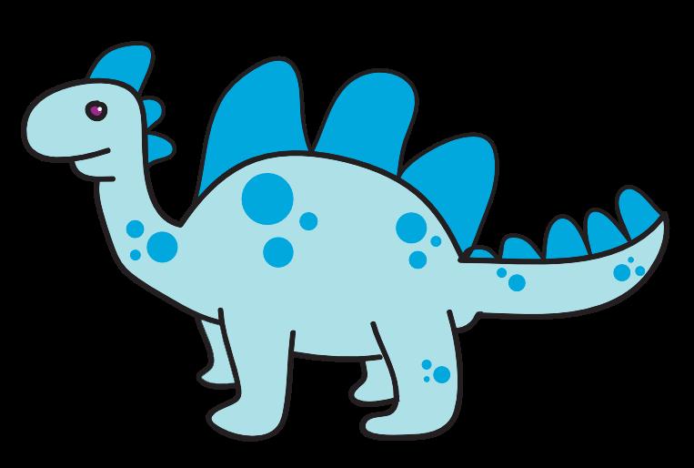 Stegosaurus clipart cute 3 Domain Clip to Dinosaur