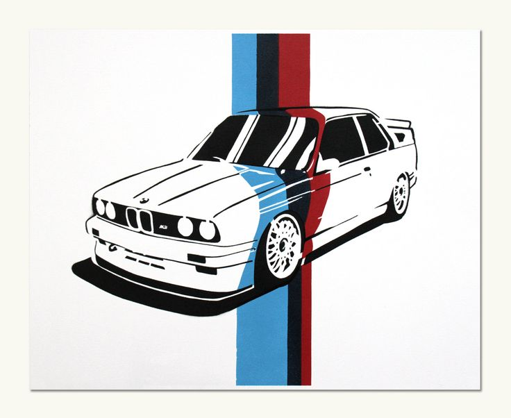 BMW clipart bmw m3 On Pinterest E30 26 Colors)