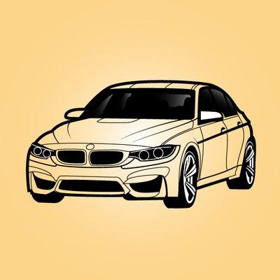 BMW clipart psd Black Art Visual Graphics Brand