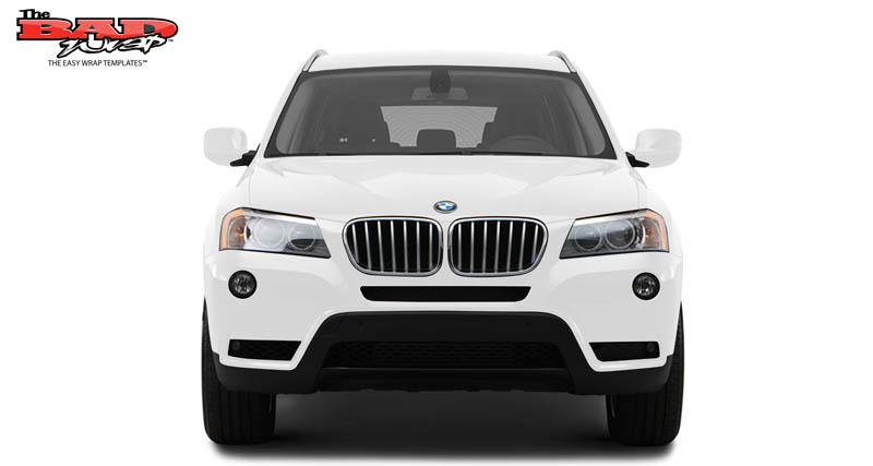 BMW clipart suv 35i 4 Clip BMW X3