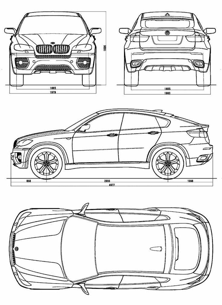 BMW clipart suv Design 25+ Pinterest X6 Car