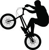 BMX clipart 10 Bmx Vector Biker me