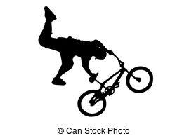 BMX clipart 202  Illustrations Art BMX