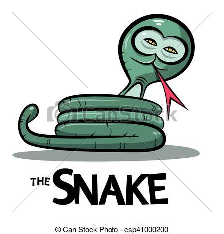 Boa clipart illustrated Snake Anaconda Cartoon Boa on
