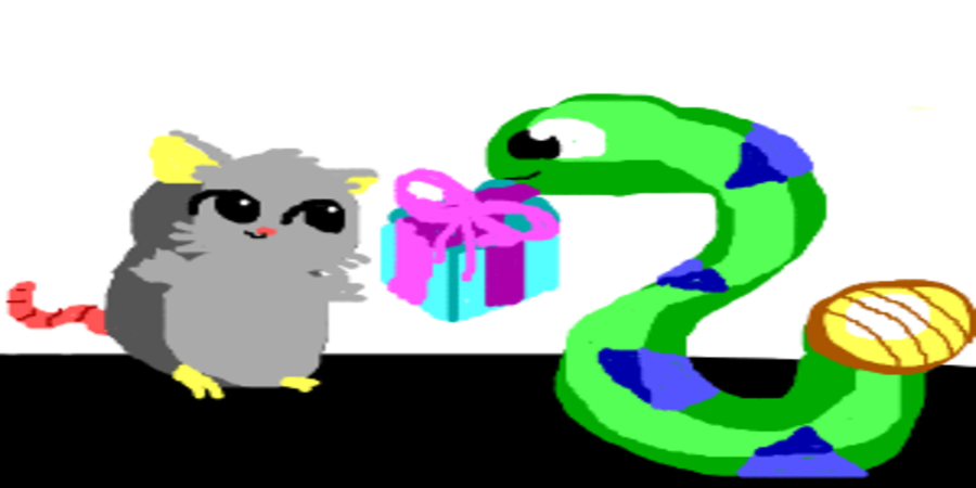 Boa Constrictor clipart pet snake Pet than more is