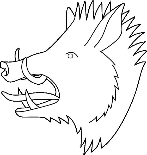 Boar clipart warthog Image online  Clip royalty