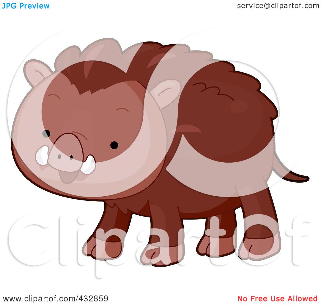 Boar clipart cute 0 Fans boar art Clipart
