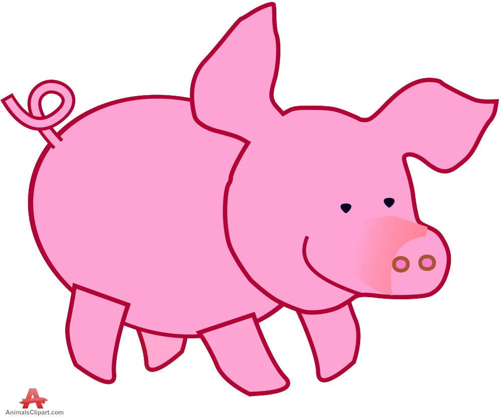 Pork clipart little pig Boar Animals Clipart Pig the