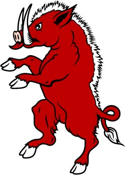 Boar clipart heraldic Of Heraldry What You Types