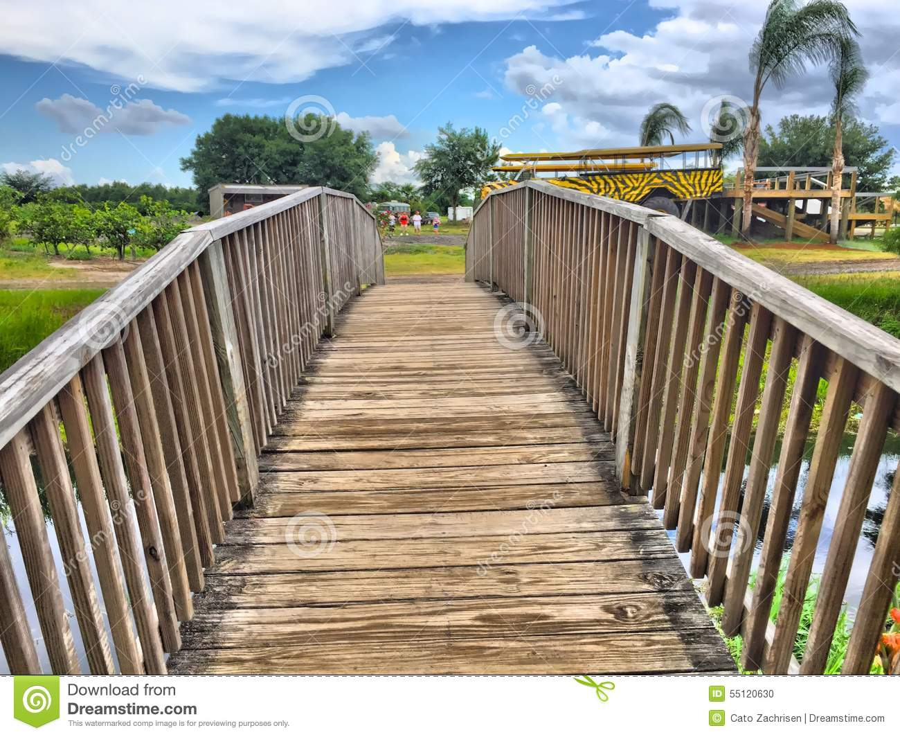 Boardwalk clipart bridge Bridge of clipart troubled water