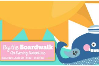 Boardwalk clipart exciting The 24th Discovery 6:30