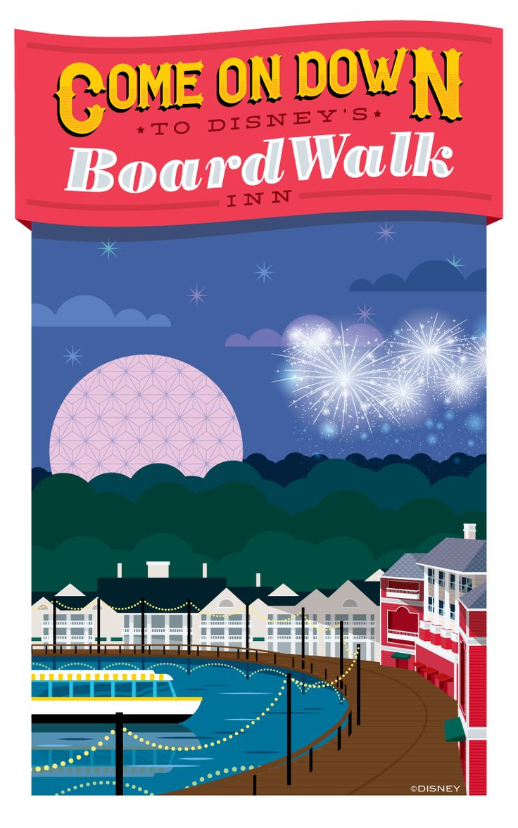 Boardwalk clipart exciting Century charm City and the