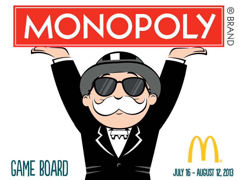 Boardwalk clipart game show Monopoly Insider Business Math