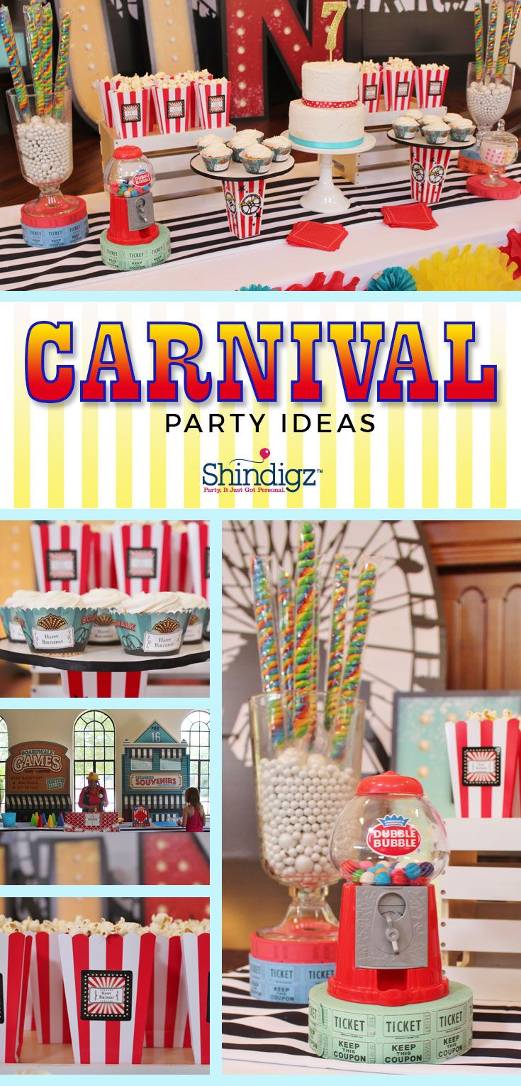 Boardwalk clipart group game Boardwalk theme carnival  games