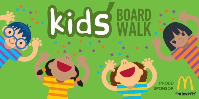 Boardwalk clipart kid fun Of Kids' Texas Boardwalk Fair