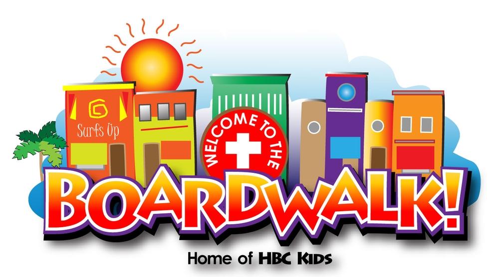 Boardwalk clipart kid fun Baptist The Church Kids Hillcrest