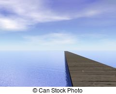 Boardwalk clipart old  to the to 3D