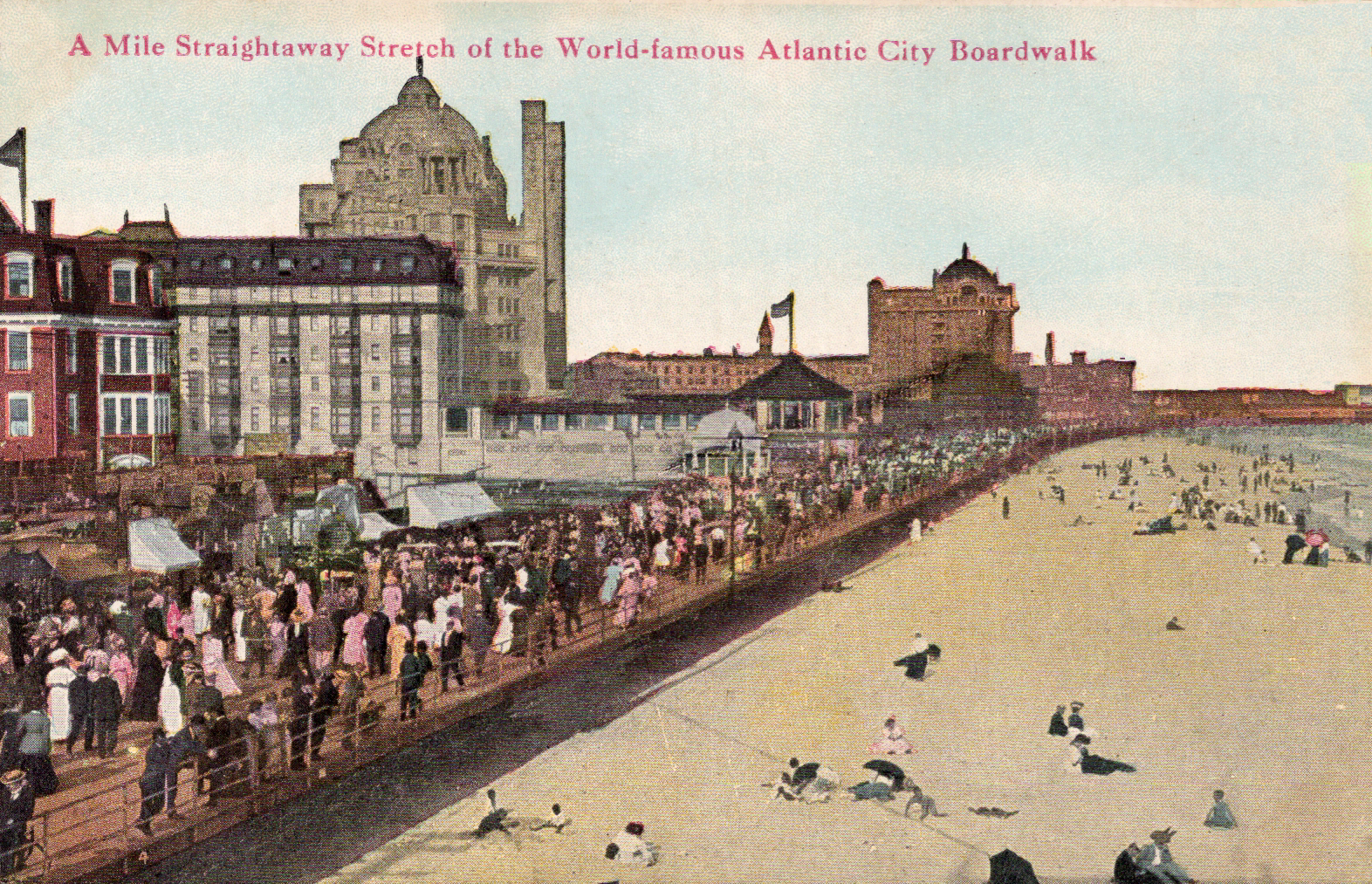 Boardwalk clipart old The Loved  City collecting