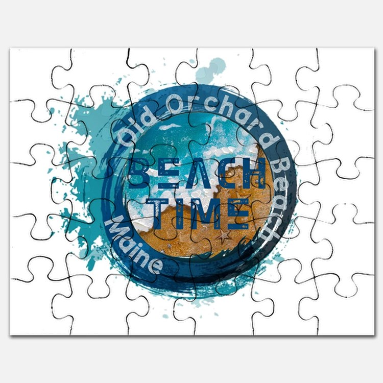 Boardwalk clipart old Orchard Puzzles Boardwalk Orchard Maine