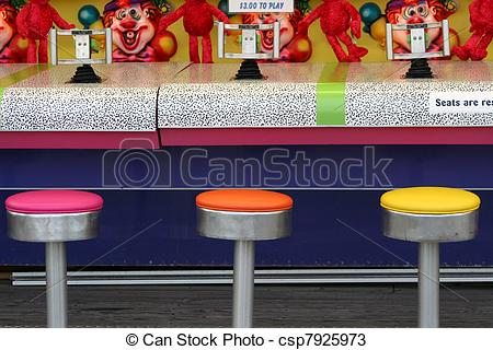 Boardwalk clipart outdoor game Stock Boardwalk Boardwalk Water a
