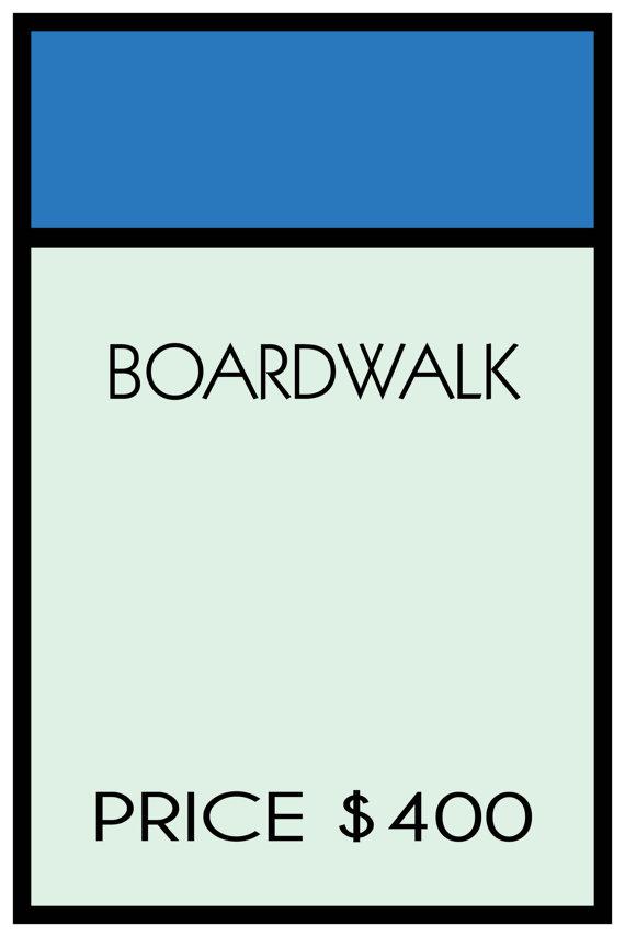 Boardwalk clipart prize  Tax Luxury Prints 24