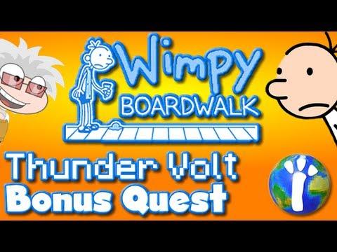 Boardwalk clipart prize YouTube Walkthrough Poptropica: Wimpy Thunder