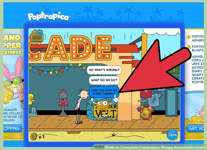 Boardwalk clipart prize Boardwalk Wimpy Step titled Complete