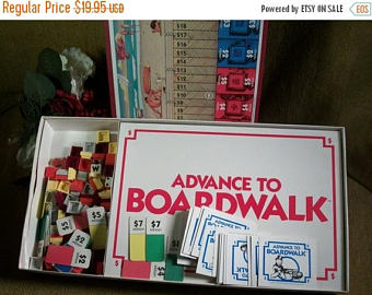 Boardwalk clipart team game Monopoly Parker Box Game by