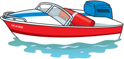 Yacht clipart speed boat Boat Free Pictures Clipartix illustrations