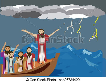 Boat clipart disciples The and collections clipart Jesus