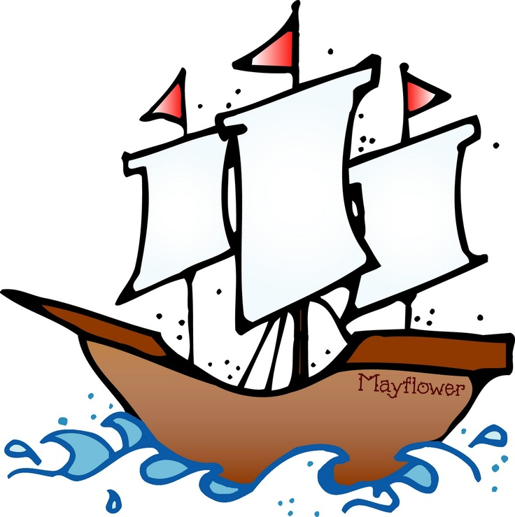 Boat clipart mayflower And Board Clipart Zone Mayflower