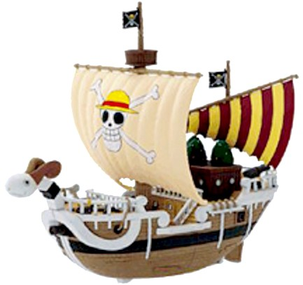 Boat clipart one Merry big One pirates ship