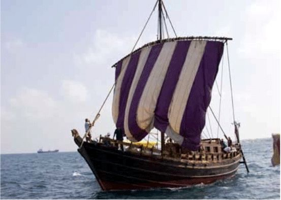 Boat clipart phoenician Phoenician images more on Ships