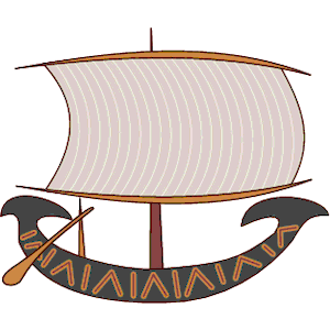Boat clipart roman Clipart of emf  free