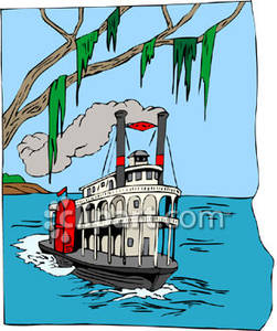 Boat clipart steam boat Free Boat Picture Picture the