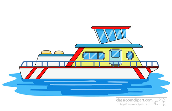 Ferry clipart steamboat Download Boat Art Clip House