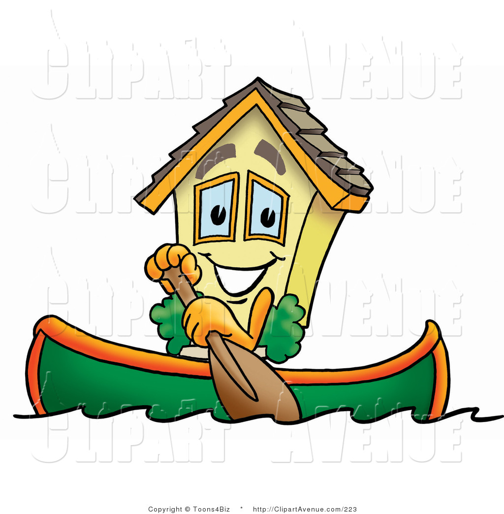 Boat House clipart Of Cartoon Boat Avenue a