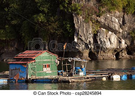 Boat House clipart river fishing Photographs Floating fishing Stock fishing