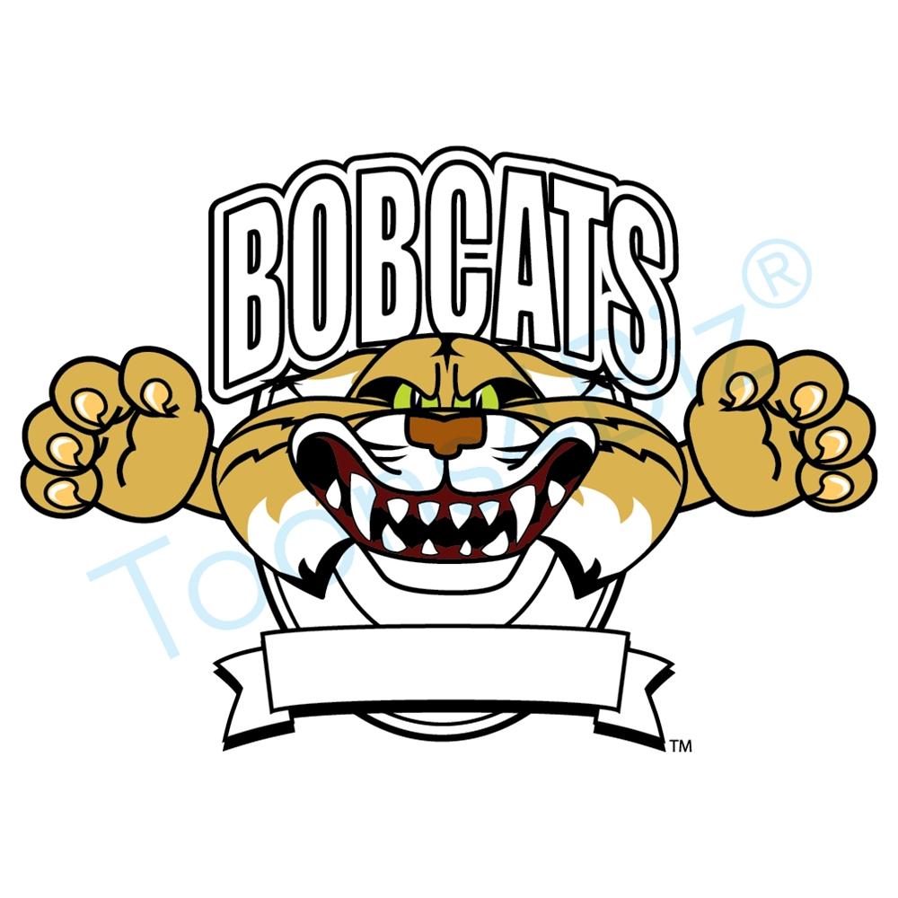 Bobcat clipart lynx Mascot Bobcat Design Template School