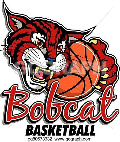 Bobcat clipart lion's A Vector large  ball