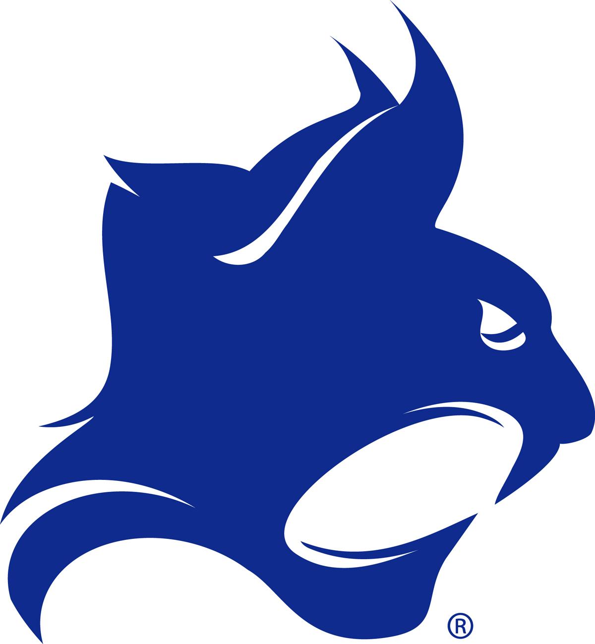 Bobcat clipart blue Peru PSC Bobcat State College