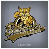 Bobcat clipart friendly Rivalart com on Bobcat 03