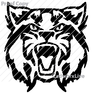 Bobcat clipart logo Art clip Clipart Fans bobcat