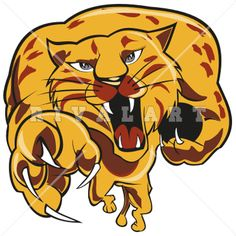 Bobcat clipart madison Wildcat  Head Bobcat Pinterest