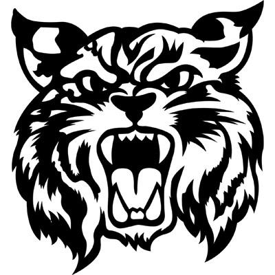 Bobcat clipart mascot Bobcat FreeClipart Free Clip Art