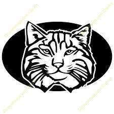 Bobcat clipart mascot Bobcat bobcats of Bobcats Mascot