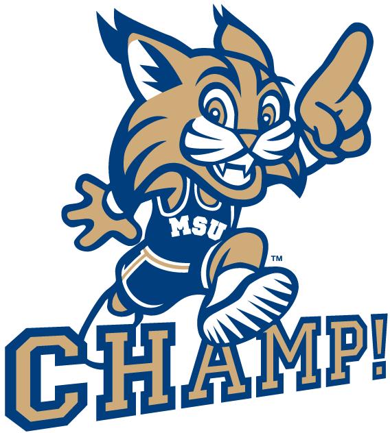 Bobcat clipart montana state Logo State Montana (0) Bobcats