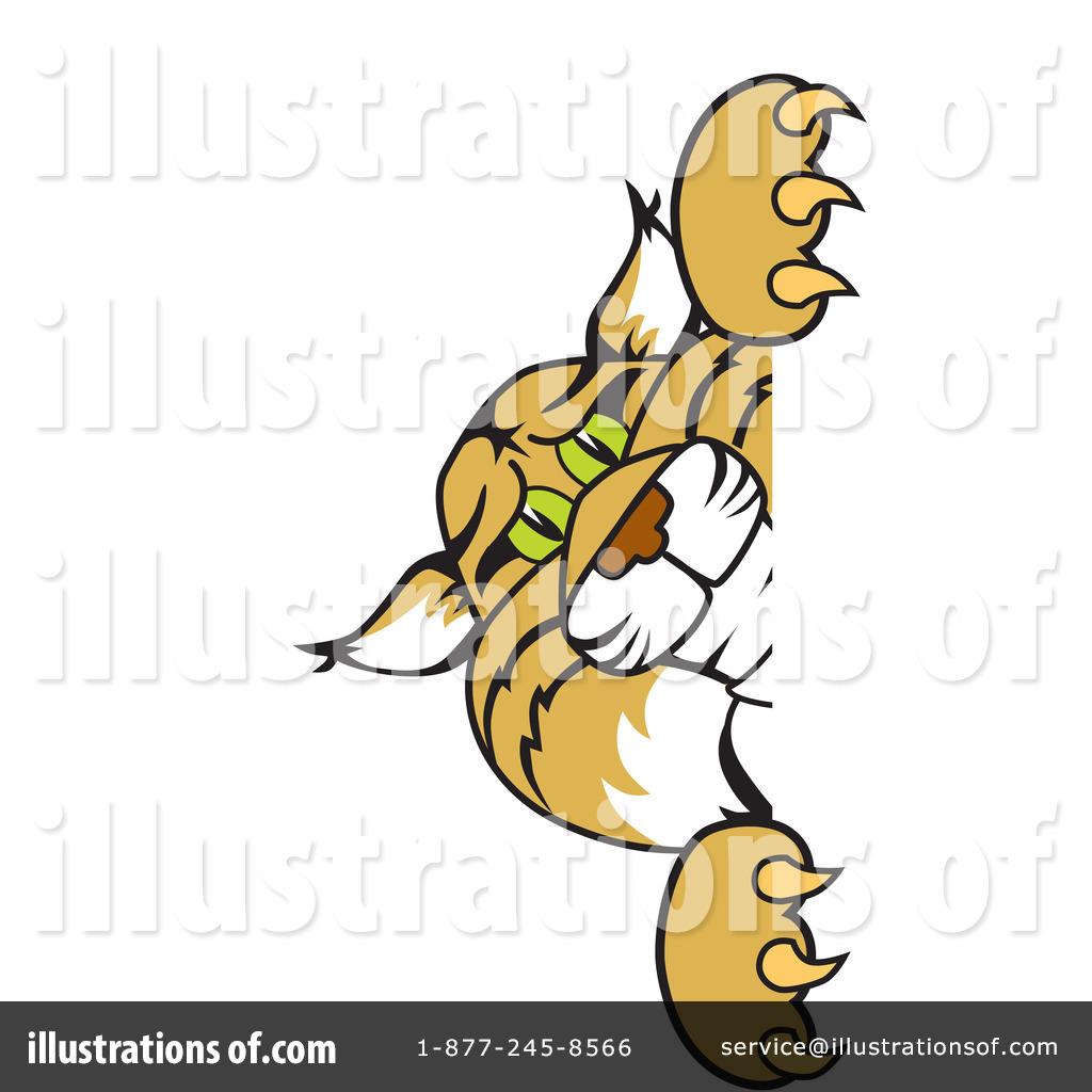 Bobcat clipart realistic Character Bobcat Illustration Toons4Biz and