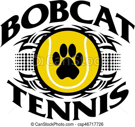Bobcat clipart tribal With Illustration of bobcat